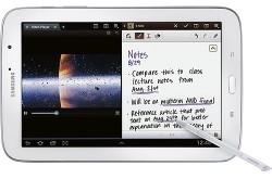 Bisher eine Ausnahme, morgen möglicherweise Standard: Galaxy Note in 8 Zoll (Bild: Samsung)