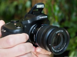 Samsung Galaxy NX (Image: News.com)