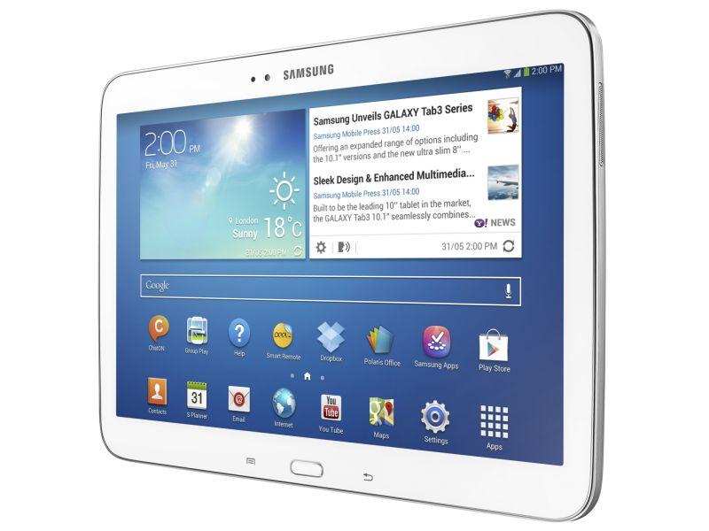 Samsung Galaxy Tab 3 10.1 white