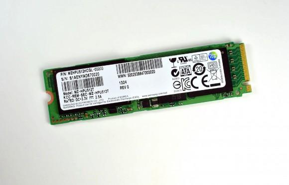 PCIe-SSD von Samsung