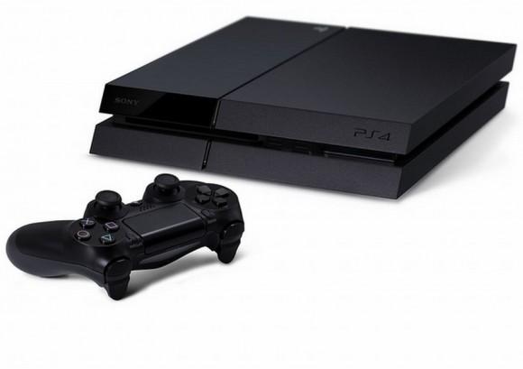 Die Playstation 4 mit DualShock-Controller erscheint pünktlich zum Weihnachtsgeschäft (Bild: Sony).