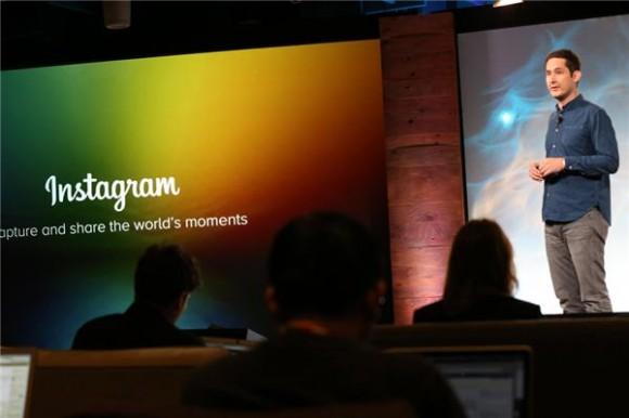 Kevon Systrom stellt Instagram Video vor (Bild: News.com).