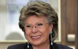 Viviane Reding forder Aufklärung über PRISM