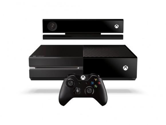 Xbox One mit Kinect und Controller (Bild: Microsoft)