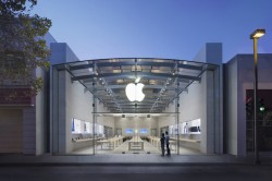 Apple Store in Palo Alto, Kalifornien (Bild: Apple)
