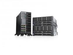 Dells Tower-Server PowerEdge VRTX richtet sich in erster Linie an KMUs (Bild: Dell).