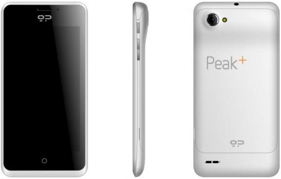 Das Peak+ kann ab sofort vorbestellt werden (Bild: Geeksphone).