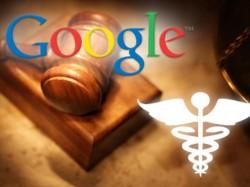 Google Streit um Werbung für Online-Apotheken