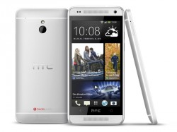Das HTC One Mini besitzt einen 4,3 Zoll großen Bildschirm (Bild: HTC).