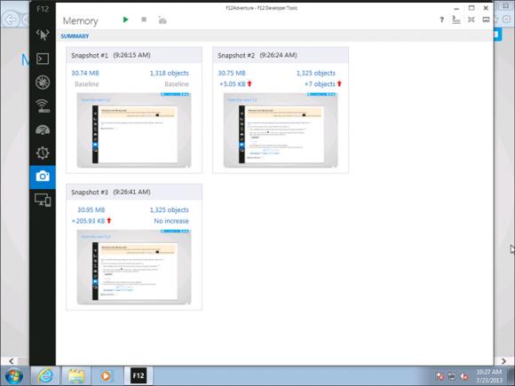IE11 Developer Preview für Windows 7
