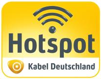 Kabel Deutschland weitet WLAN-Hotspot-Netz auf über 60 weitere Städte aus