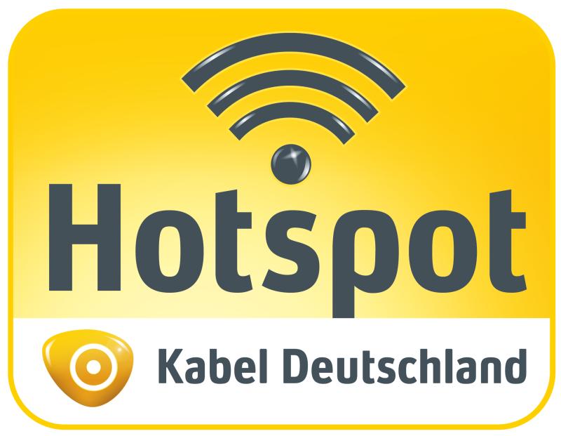 Kabel Deutschland plant öffentliche WLAN-Hotspots in 15 weiteren Städten