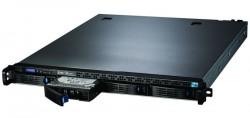 Das NAS-Rack px4-300r bietet bis zu 16 TByte Speicherplatz (Bild: LenovoEMC).