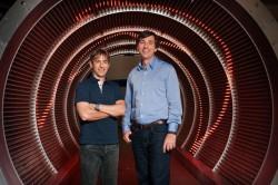 Der bisherige Zynga-CEO Mark Pincus (links) und sein Nachfolger Don Mattrick (Bild: Zynga)