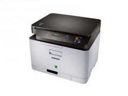 Die Papierkassette der drei NFC-fähigen Samsung-Drucker fast 150 Blatt (Bild: Samsung).