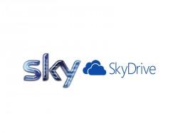 Sky siegt über Skydrive