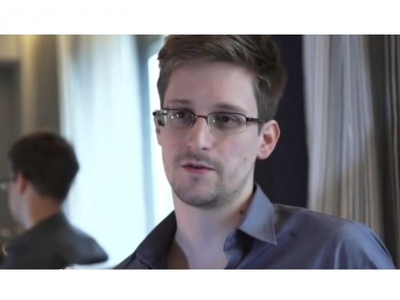 Edward Snowden (Bild: Guardian)