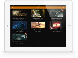 VLC für iOS 2.0 unterstützt auch das Retina-Display des iPad (Bild: VideoLAN).
