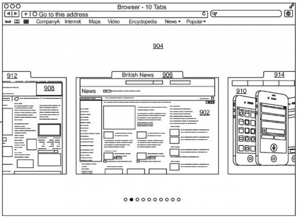 Apple Patentantrag