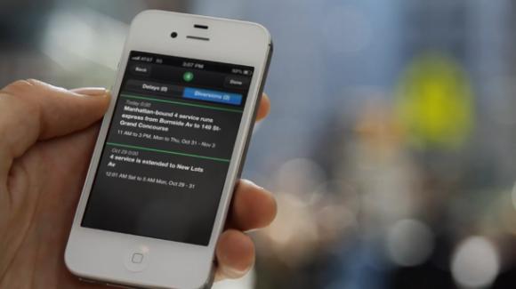 Embark-App für New York