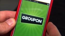 Groupons Fokus auf Mobilgeräte scheint sich langsam auszuzahlen (Bild: Jared Kohler/CNET).