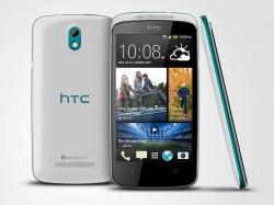 Das Desire 500 wird ab September für 279 Euro erhältlich sein (Bild: HTC).