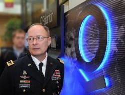 NSA-Direktor Keith Alexander (Bild: ICCS)