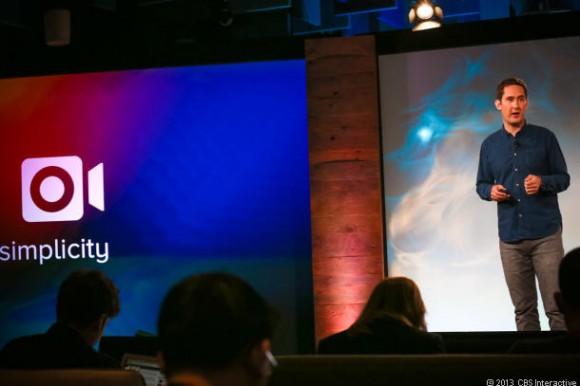 Kevin Systrom stellte im Juni Instagram Video vor (Bild: James Martin / CNET)