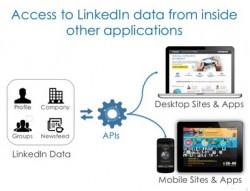 LinkedIn Company Pages API (Folie: LinkedIn)