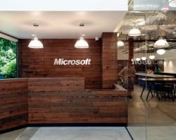 Rezeption von Microsoft (Bild: Microsoft)