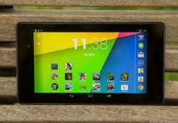 Das neue Nexus 7 hat offenbar Probleme mit dem GPS-Empfang (Bild: CNET).