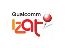 Logo Qualcomm IZat