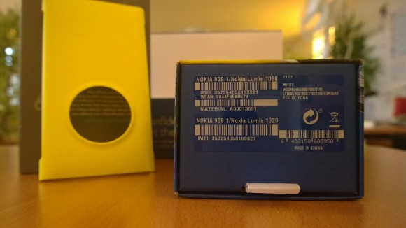 Lumia 1020 (Pro, 5MP)
