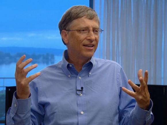 Microsoft-Gründer Bill Gates (Bild: CBS)