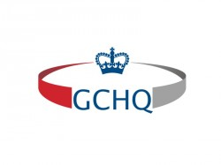 Logo des britischen Geheimdiensts Government Communications Headquarters (GCHQ)