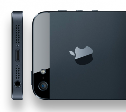 Apple iPhone 5 (Bild: Apple)