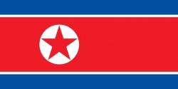Flagge Nordkoreas (Bild: Public Domain)