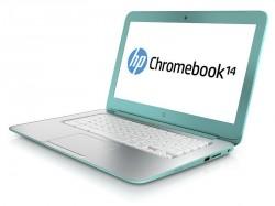 Das HP Chromebook 14 ist hierzulande ab Anfang Dezember für 329 Euro erhältlich (Bild: HP).