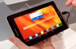 Lenovos Ideapad S5000 ist mit 245 Gramm das bisher leichteste 7-Zoll-Android-Tablet (Bild: News.com).