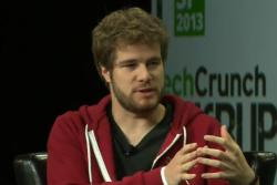 Pebble-CEO Eric Migicovsky  (Bild: Techcrunch-Video)