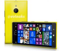 Angebliches Nokia 1520 (Bild: via @evleaks)