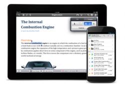 Google stellt die Quickoffice-Mobil-Apps in Kürze ein (Bild: Google).