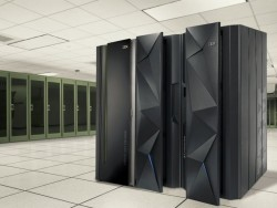 System z Mainframe (Bild: IBM)