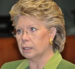 Viviane Reding (Bild: Beni Markowski, Creative Commons)