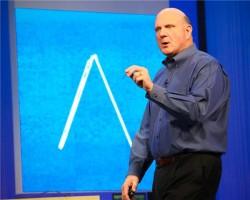Steve Ballmer auf der Konferenz Microsoft Build 2013 (Bild: James Martin / CNET)
