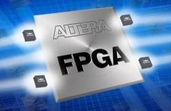 Intel fertigt für Altera einen der ersten 64-Bit-ARM-Prozessoren mit vier Kernen und einer Strukturbreite von 14 Nanometern (Bild: Altera).