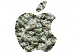 (Logo: Apple)
