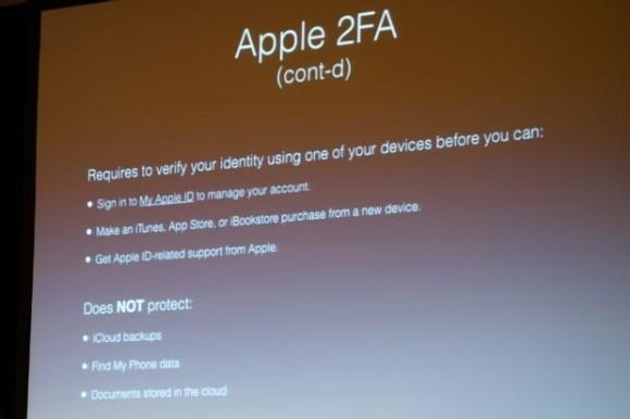 Der Sicherheitsforscher Vladimir Katalov hat festgestellt, dass iCloud nicht durch Apples Zwei-Faktor-Authentifizierung geschützt wird (Bild: Violet Blue / ZDNet.com).