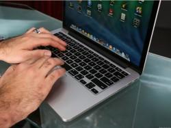 Die jüngsten MacBook Pro mit Retina-Display kämpfen mit Eingabeproblemen (Bild: Josh Miller/CNET).