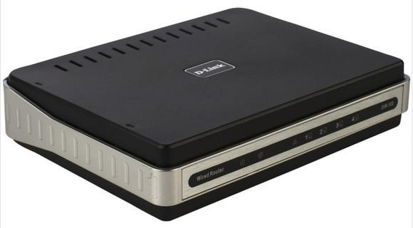 Router DIR-100 (Bild: D-Link)